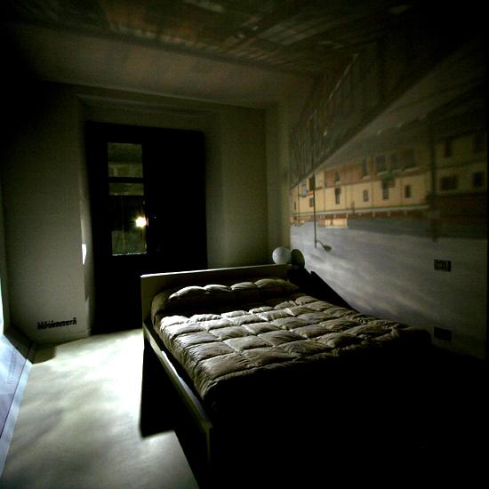 camere d'arte / Camera Obscura visione stenopeica