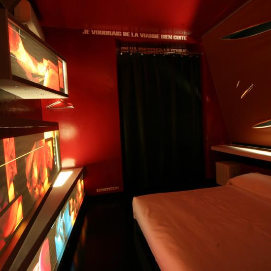 camere d'arte / Camera PH installazioni lightbox