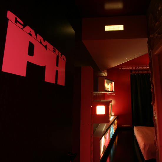camere d'arte / ingresso CameraPH
